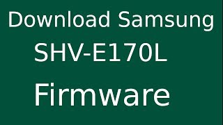How To Download Firmware File