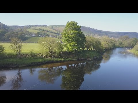A weekend at Carrog by drone.