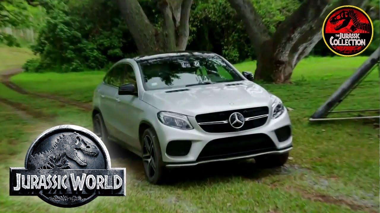 Juric World Official Mercedes Benz Featurette 2017 Chris Pratt Dinosaur Movie Hd You