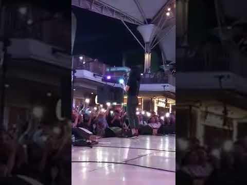 Virzha - Tentang rindu at Summarecon Mall Bekasi