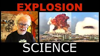 Explosion Science  - Prof Simon