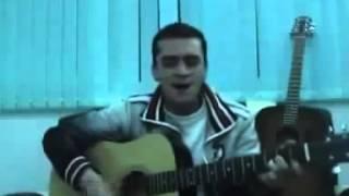 Узбек прекрасно поет под 2014