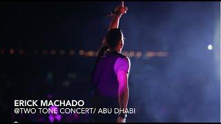 Erick Machado @ Two Tone concert / Abu Dhabi