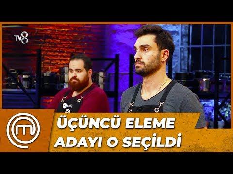 Üçüncü Eleme Adayı Belli Oldu   MasterChef Türkiye 47.Bölüm