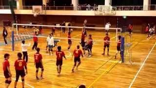 2014 高川学園高等学校 練習風景 その2