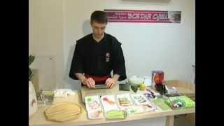 Суши дома! Как готовить суши дома, секреты профессионалов(Приготовить суши или роллы своими руками теперь для Вас не составит проблем! Просмотрев это видео Вы увидит..., 2013-03-28T20:11:06.000Z)