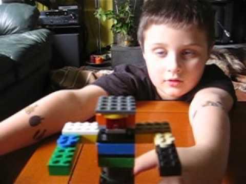 Monsters Vs Aliens Lego Robot Probe Youtube