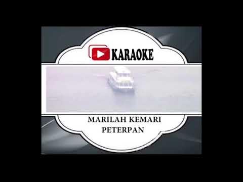 Lagu Karaoke PETERPAN - MARILAH KEMARI (POP INDONESIA) | Official Karaoke Musik Video