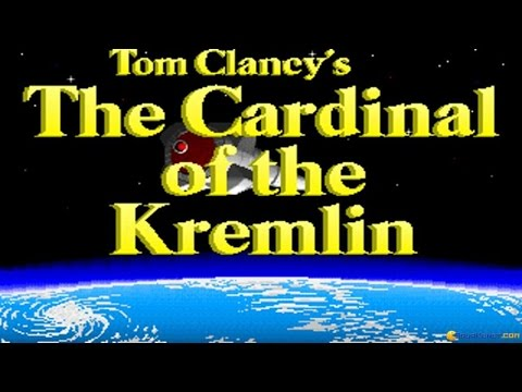 Cardinal of the Kremlin, The gameplay (PC Game, 1990)