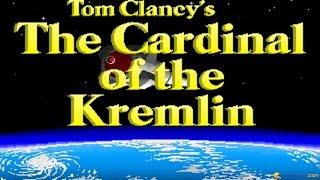 Cardinal of the Kremlin, The gameplay (PC Game, 1990)