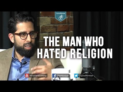 The Man Who Hated Religion