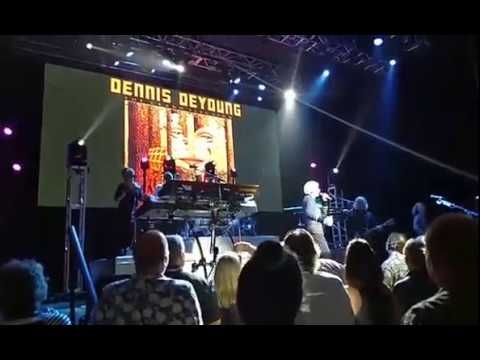 Dennis DeYoung   The Grand Illusion 7/7/17 40 Years