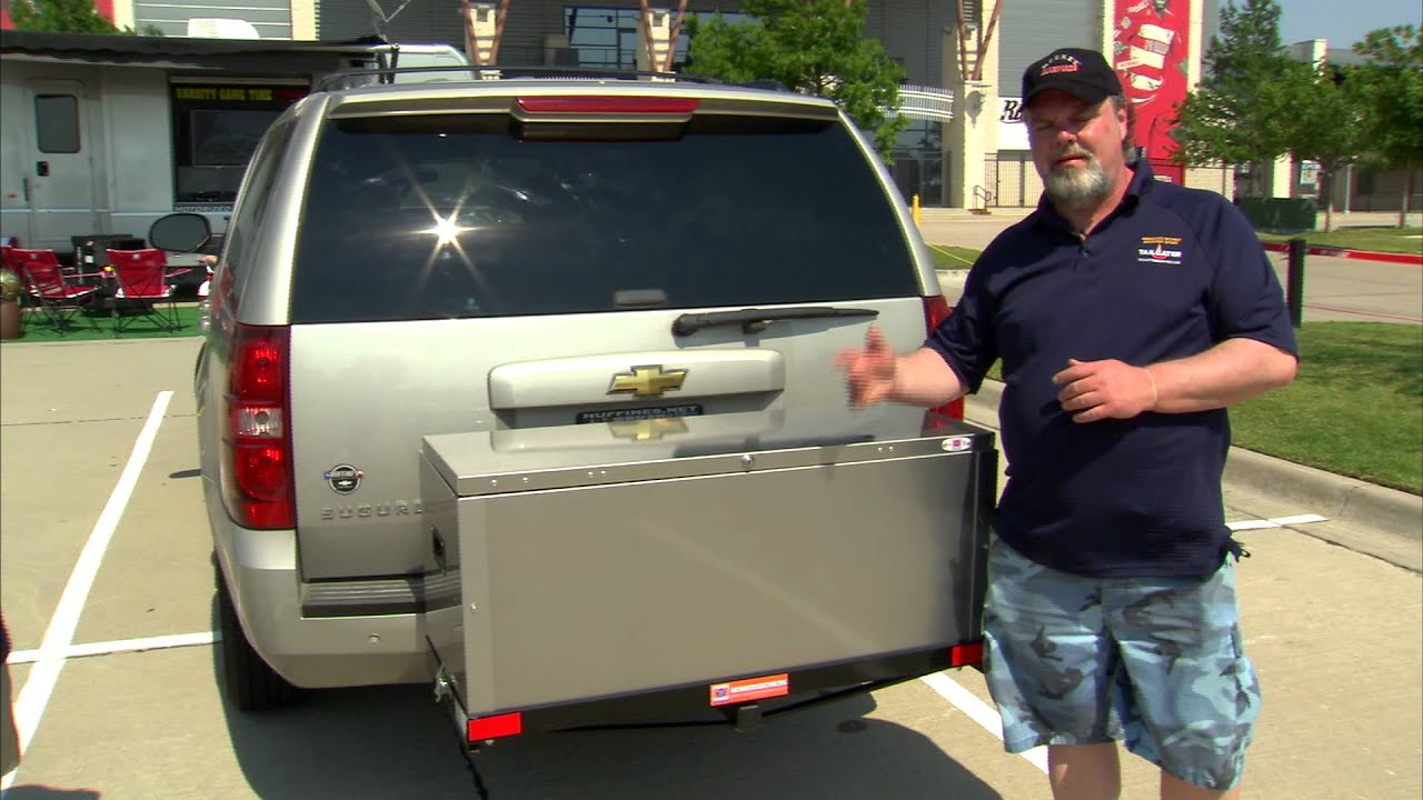 Tailgater Cargo Box Tailgater Monthly