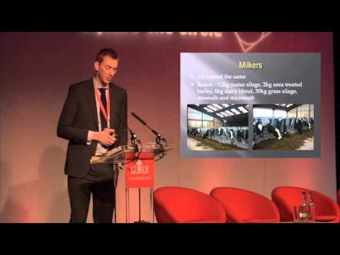 David Hodgson / Semex UK Dairy Conference 2016