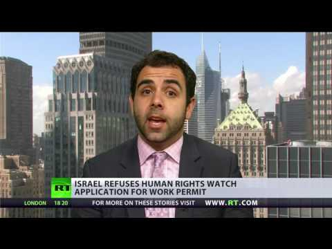 'It puts Israel in group of Cuba, N. Korea and Sudan' - HRW director on work permit refusal