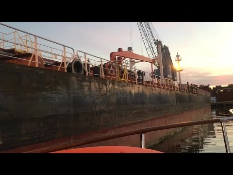 Urban Pirates comes to rescue of men stranded on ship