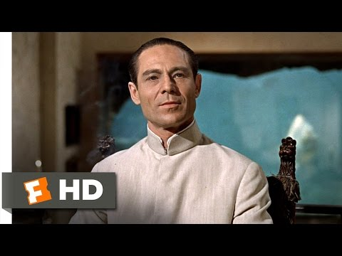 Dr. No (6/8) Movie CLIP - A Member of SPECTRE (1962) HD