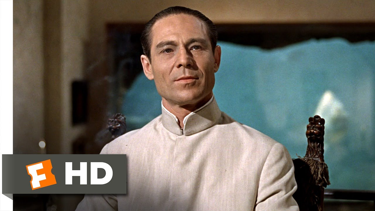 Dr. No (6/8) movie clip a member of spectre (1962) hd youtube.