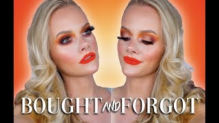 FULL FACE OF MAKEUP I BOUGHT AND FORGOT | ALAMAR COSMETICS, JEFFREE STAR, MUFE, AND MORE!!