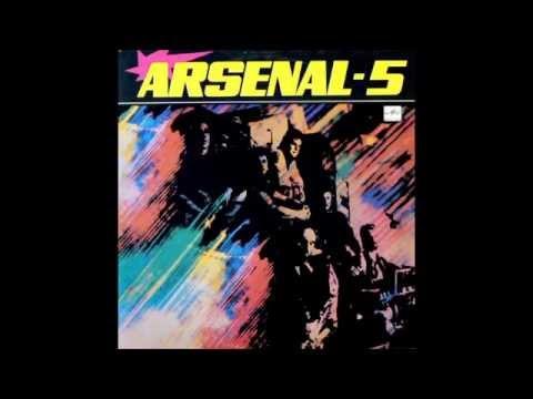 Arsenal: Arsenal-5 (Russia/USSR, 1991) [Full Album]