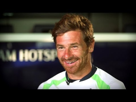 Andre Villas-Boas on Sir Bobby Robson & National Football Day