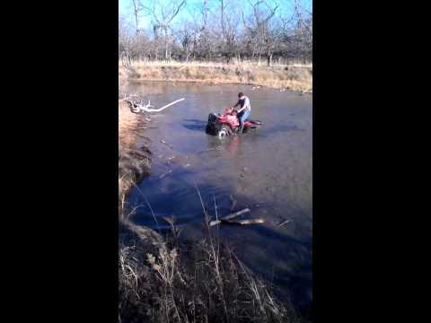 ATV Mudding in Kansas