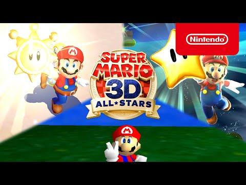 ¡Super Mario 3D All-Stars aterriza el 18 de septiembre! (Nintendo Switch)