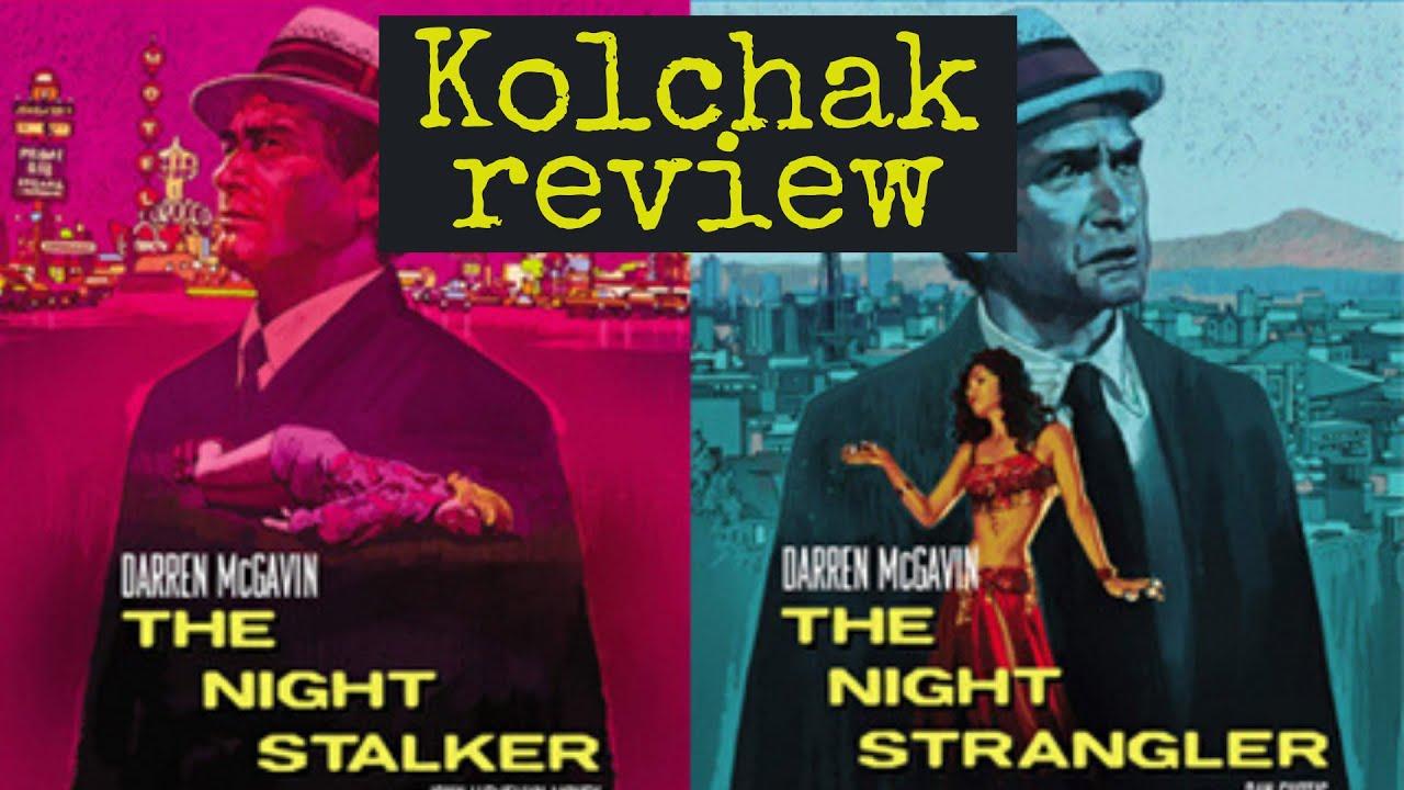 Download The Night Stalker & Night Strangler review (Kolchak 1972 & 1973)