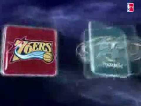 Sixers Vs Wizards December 19,2008