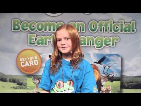 Earth Ranger Members Testimonials