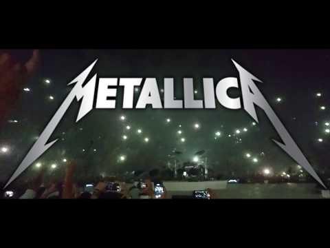 Metallica AccorHotel Arena  (08/09/2017)