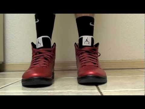 various colors d2e75 45d95 Mad Cheap Kicks Ep.10 - Air Jordan 1 Anodized Red -  49 at Ross - YouTube