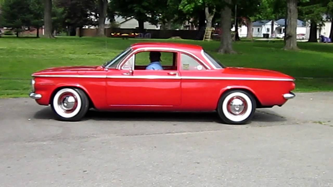 1960 CORVAIR 700 CLUB COUPE With New Tires