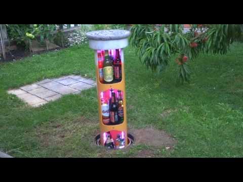 Deluxe Hopfenhohle Elektrischer Erd Bierkuhler Youtube