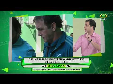 Chico Garcia: Borja Não é Da Preferência Do Cuca