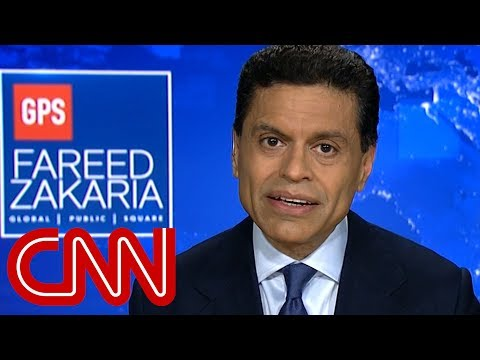 Fareed: Trump is abusing America's foreign policy power