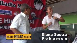 Temu Kangen Fans Club Radio Muara - Diana Sastra  - Pokemon