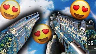 ULTIMATE DLC WEAPON COMBO IN BLACK OPS 3!!!