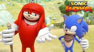 Download lagu Sonic Boom | Unlucky Knuckles | Episode 06