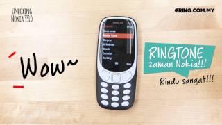 Unboxing Nokia 3310 Dual SIM