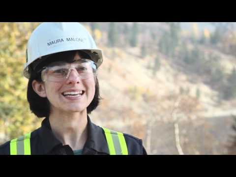 See yourself at Teck - Maura Malone, Production Engineer