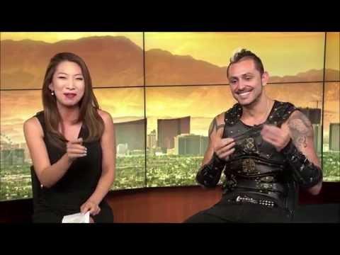 FULL INTERVIEW: Deadly Games Talks America's Got Talent On KSNV News3