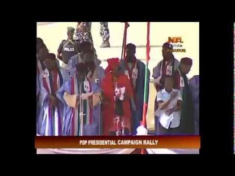 President Jonathan Rally in Maiduguri live 24/01/2015