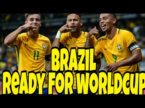 Brazil Ready for Worldcup 2018 👑 | Despacito |