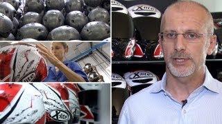 MotoGP™ - How a Nolan helmet is made