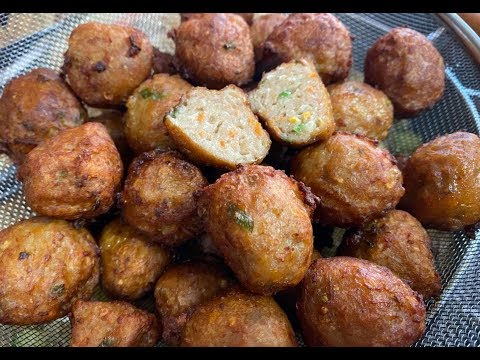 how to cook Meat Balls Bola-Bola/ with recipe