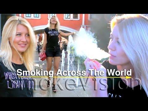 Smoking Across The World Video Series SW051