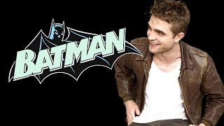 ROBERT PATTINSON É O NOVO BATMAN?