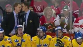 Sweden vs. Russia (Gold) - 5 January 2012 - 2012 IIHF World Junior Championship