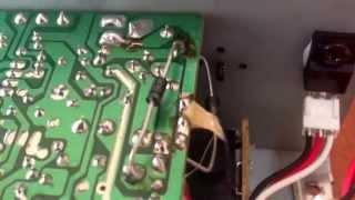 VOX DA5 amplifier repair help - DC INPUT JACK